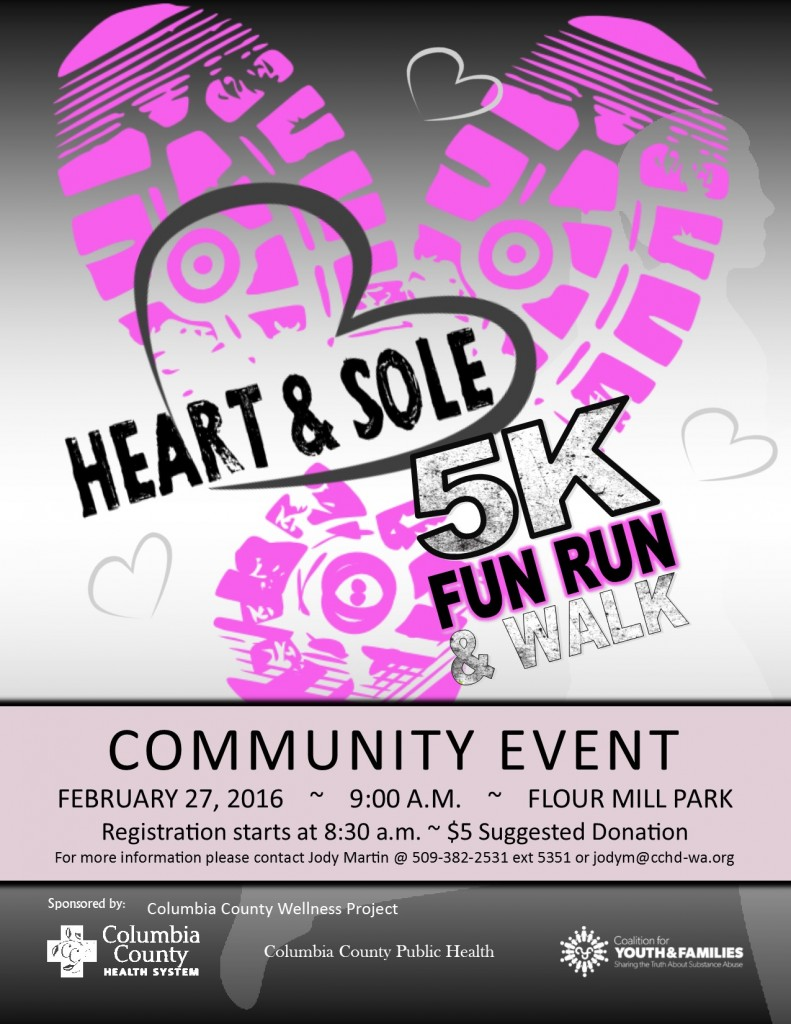 HEART HEALTH 5K RUN